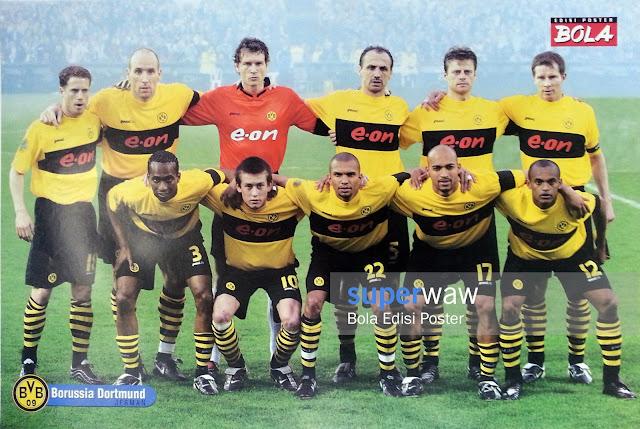 Poster Tim Borussia Dortmund