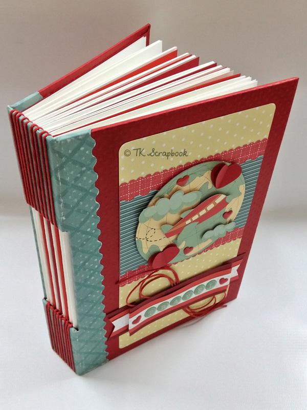 caderno costura longstitch travel viagem
