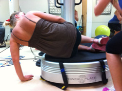 Power Plate Cellulite