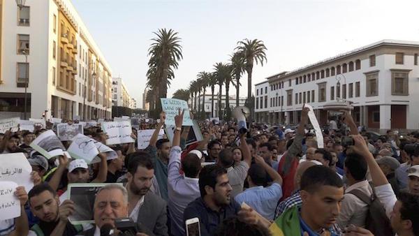 Marruecos, las protestas ensombrecen la COP22