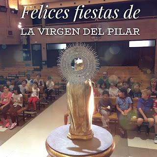 Ofrenda de Flores en nuestra parroquia