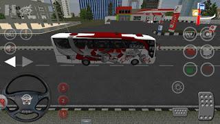 Bus Simulator Indonesia (BUSSID) 3D Game Mod Apk v2.9 Unlimited Money