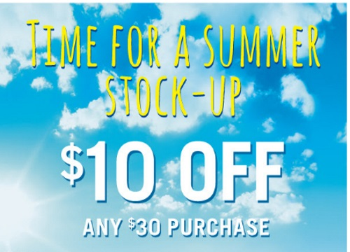 Bath & Body Works $10 Off Coupon + Perfect Summer Tote