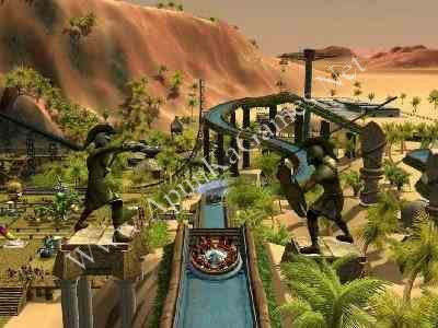 download rollercoaster tycoon 3 for pc highly compressed