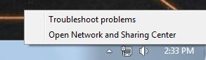 Cara Mengaktifkan Network Sharing Dan File Printer Sharing