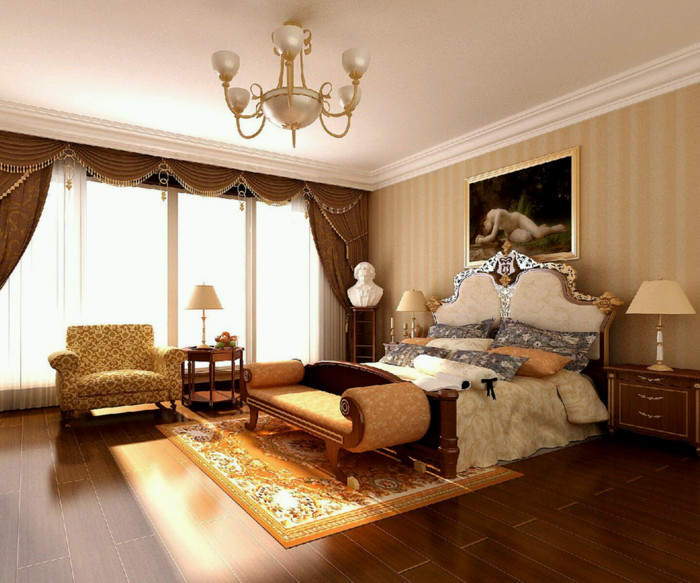 New home designs latest.: Modern homes bedrooms designs ... on Simple Best Bedroom Design  id=16660