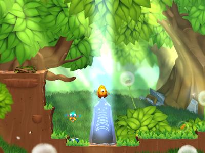 小雞快跑2(Toki Tori 2),非常可愛的解謎遊戲!