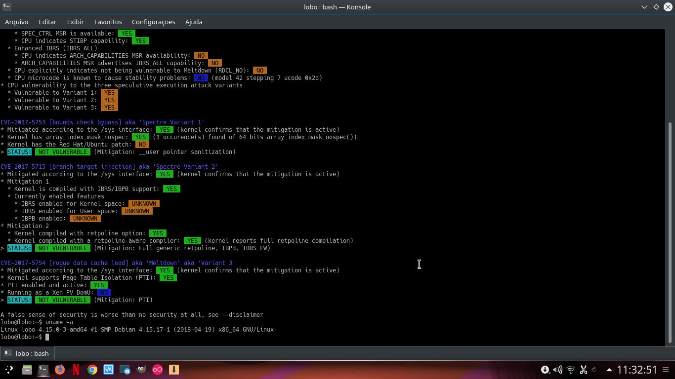 Linux dicas e suporte: Kernel Linux 4 15 0-3 para Debian SID