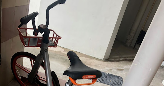 Mobike? 5 Things you should consider!(At least in Singapore)