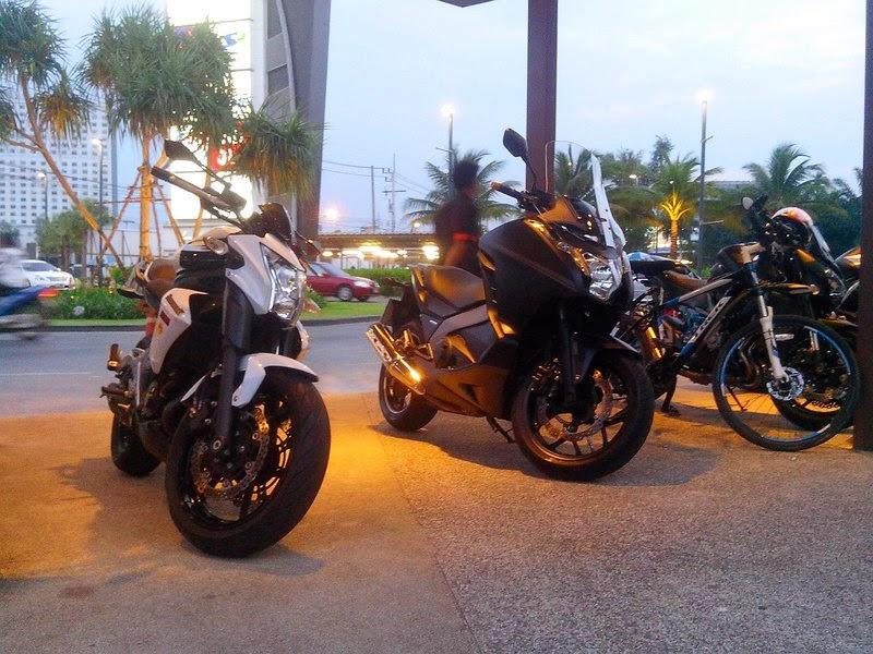 Супер мотоциклы Таиланда