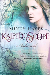 Young adult fantasy series involving fae, Kaleidoscope by Mindy Hayes!