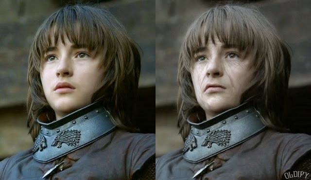 Game of Thrones Personagens mais assustador do que Caminhantes Brancos
