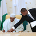 Buhari Signs Agreements With UAE To Strengthen FG's Anti-Corruption Campaign