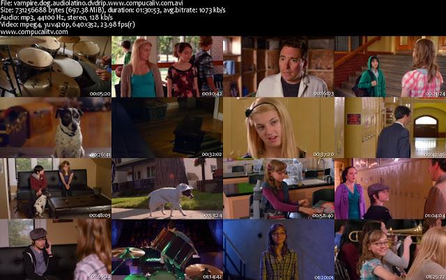 Vampiperro DVDRip Español Latino Película 2012
