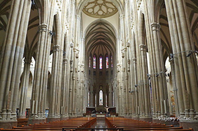 Catedral nueva, Vitoria