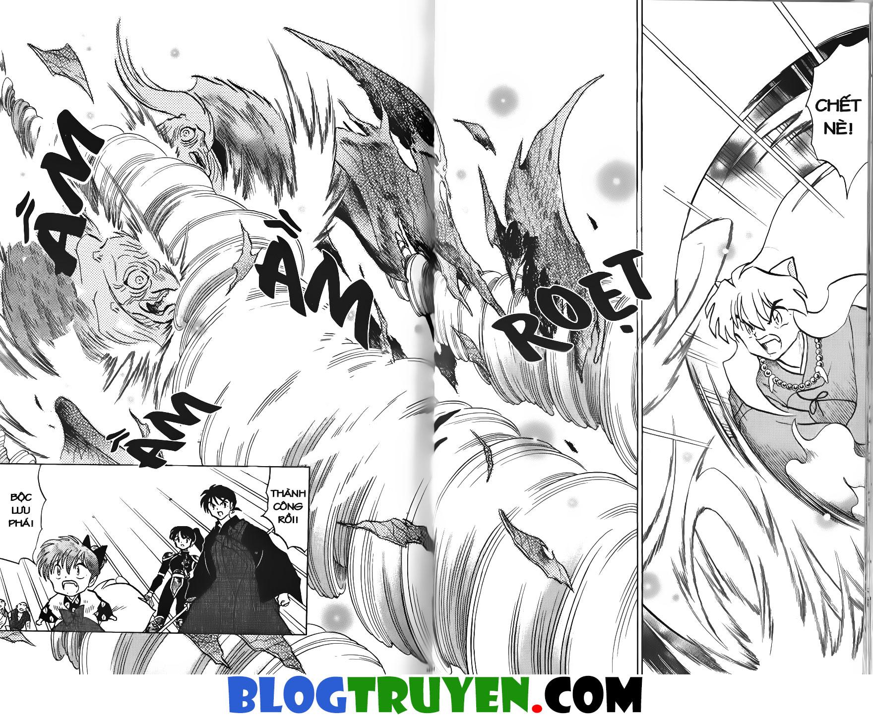 Inuyasha vol 22.9 trang 15