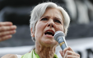 Jill Stein Escorted Off Hofstra Campus Ahead Of Debate