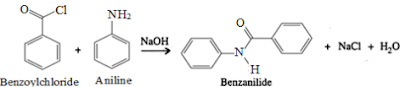 PREPARATION OF BENZANILIDE FROM ANILINE
