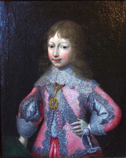 Charles Emmanuel was Duke of Savoy from the age of four years old