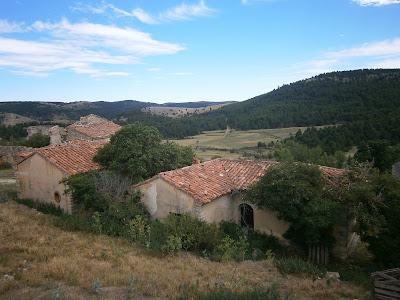 Panorámica del Cañigral (Albarracín)