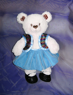 tutu for teddy
