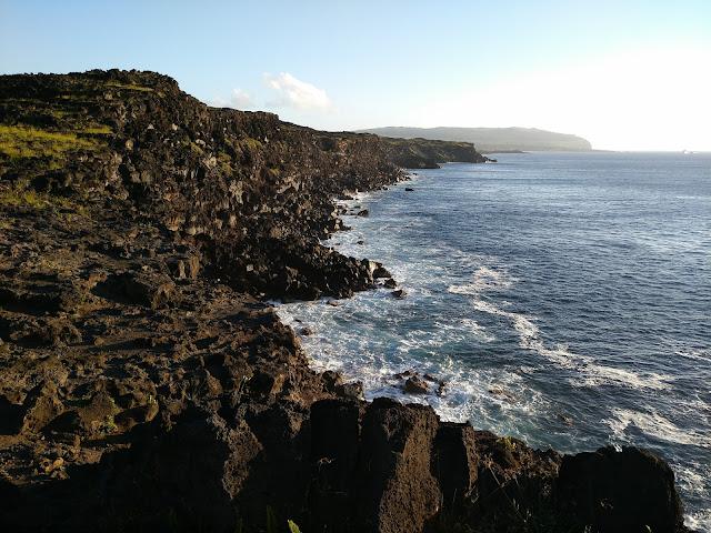 Costa de Ana Kakenga, Isla de Pascua
