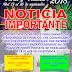 Noticia importante sobre la Feria y Fiestas 2018