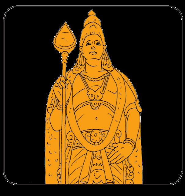 patung dewa marungga