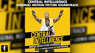 central intelligence soundtracks