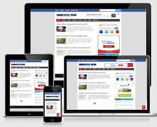 Panduan Install & Setting Jurnalistik Theme SEO Blogger Template
