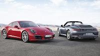 Porsche 911 Carrera GTS:  a partire da  100.362 €