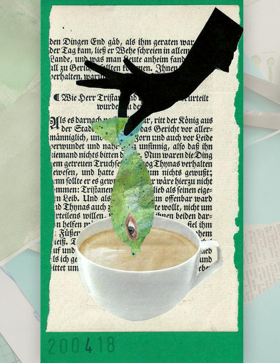Morgenkaffee ©KarenZema Feuerwerk by KAZE