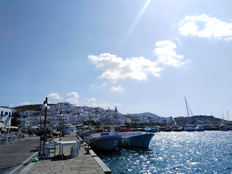 port naoussa