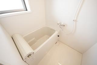 藍住町 賃貸 1K ロフト 浴室