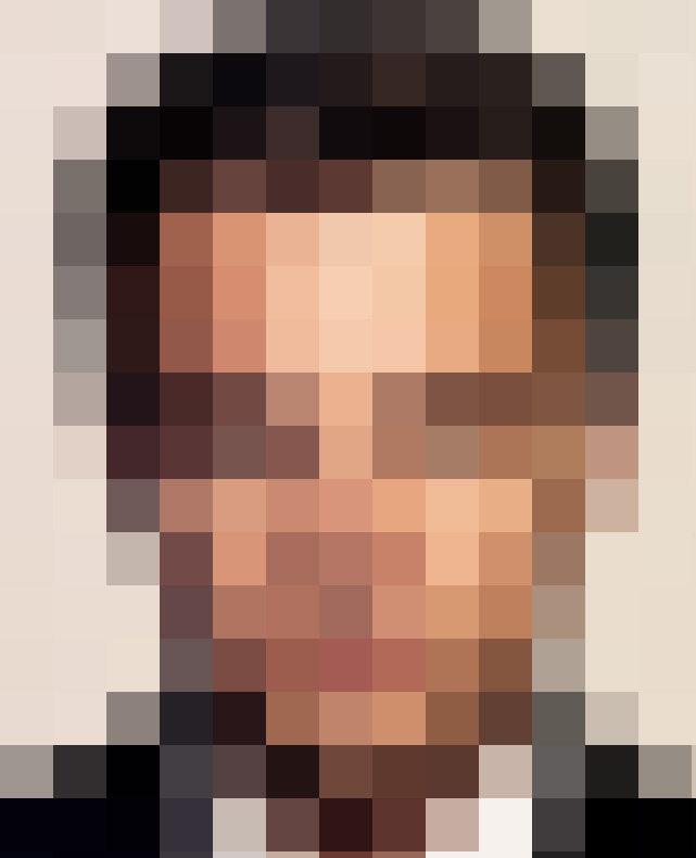 Image result for pixelated face