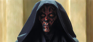 How many words does Darth Maul say?