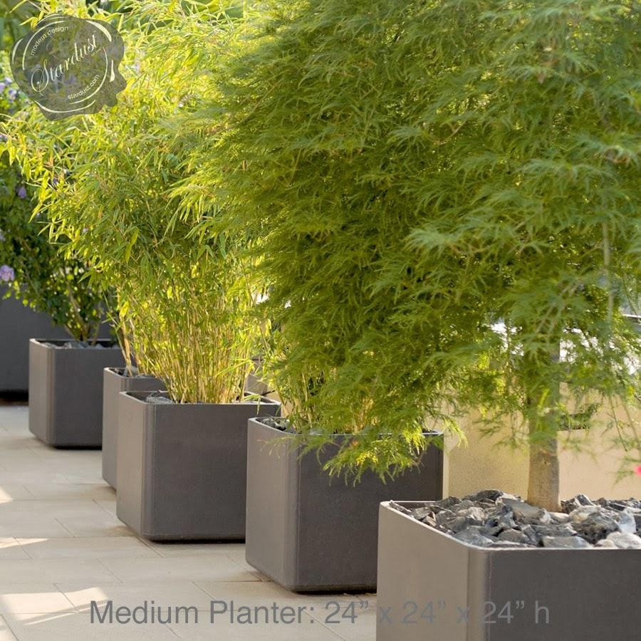 Large Square Outdoor Planter Pots Pot