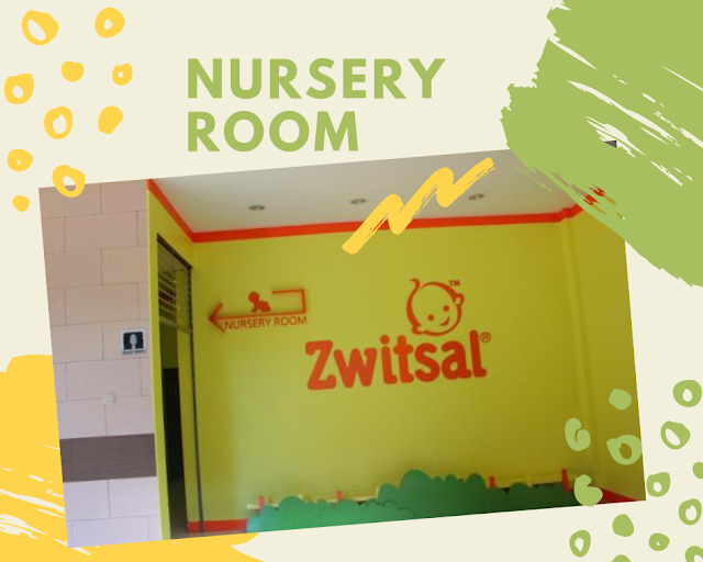 Nursery Room at Jungleland Adventure Theme Park Sentul