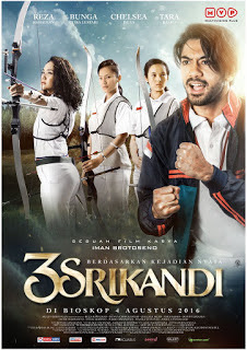 Download Film 3 Srikandi Full Movie