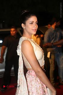 Actress Lavanya Tripati Stills in Beautiful Dress at Gemini TV Puraskaralu 2016 Event  0077.JPG