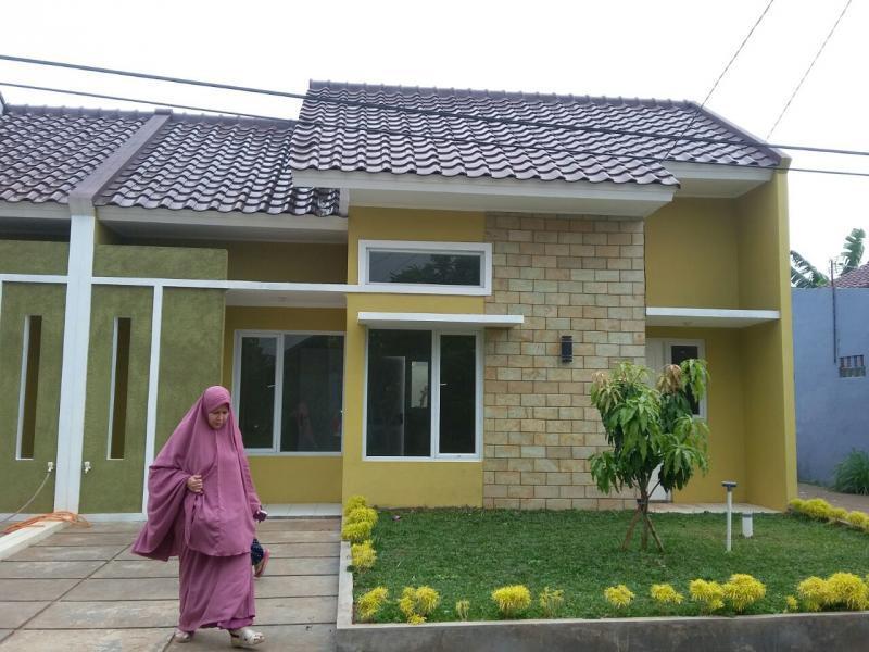 Perumahan Townhouse KGR Serab Depok