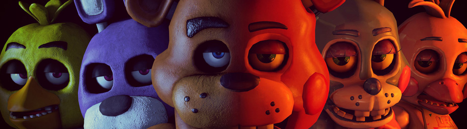 Five Nights At Freddy's: Five Nights at Freddy's - Unblocked
