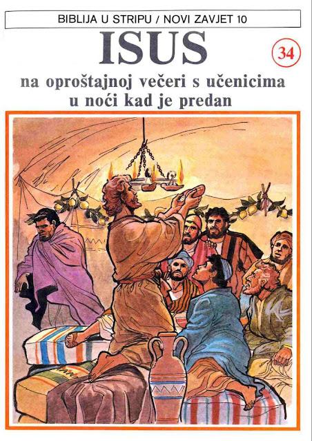 Novi Zavet 10 - Biblija u stripu