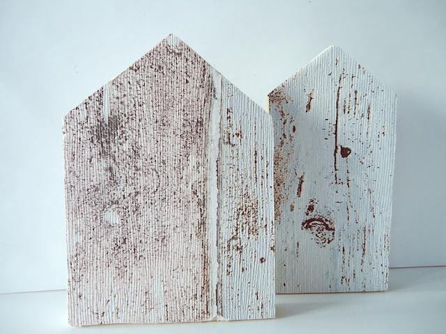 drewniane domki handmade
