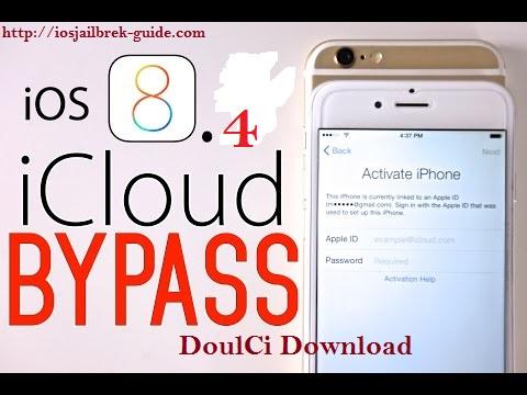 jailbreakios: Download DoulCi Activator iOS 8 4 1 Unlock iCloud 8 4