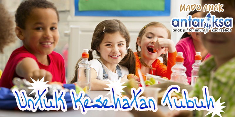 Vitamin Untuk Kesehtan Anak