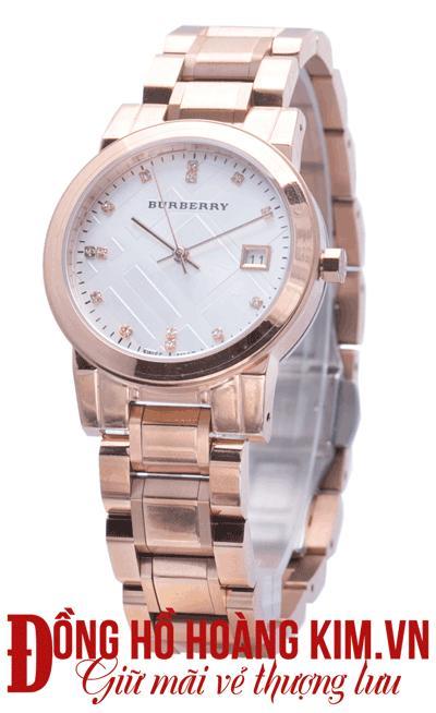 đồng hồ đeo tay nữ hàng hiệu