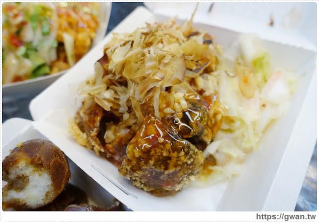 宜蘭美食,宜蘭罵子蛋,罵子蛋爆炸雞,鹹酥雞,牽絲雞排,羅東宵夜,炸皮蛋,霸王魷,創意炸物,旅行應援團-24
