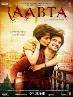 Raabta 2017 Full Movie [Hindi DD5.1] 720p DVDRip ESubs Download