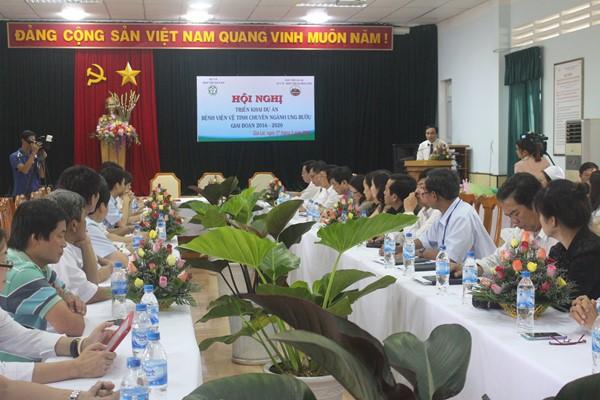 Gia Lai: Xây dựng Bệnh viện vệ tinh chuyên ngành Ung bướu